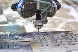 Macchine taglio ad acqua